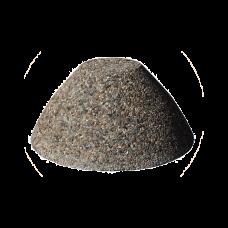 Полусфера из бетона