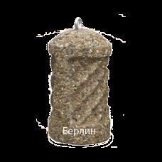 Тумба из бетона для ограждений
