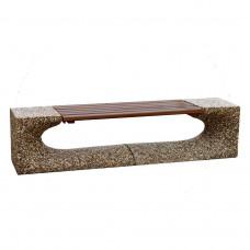 Скамейка бетонная Триумф