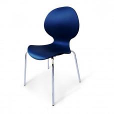 Стул пластиковый SHF-008-B Blue
