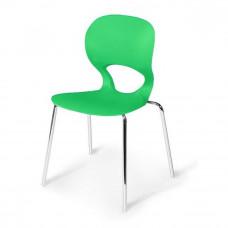 Стул пластиковый SHF-056-G Green