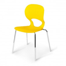 Стул пластиковый SHF-056-Y Yellow