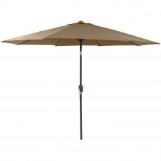 Зонт для сада AFM-270/8k-Beige