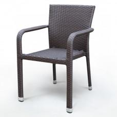 Плетеный стул A2001B-AD69 Brown