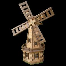 Мельница декоративная